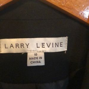 Larry Levine Jackets & Coats - Larry Levine black blazer